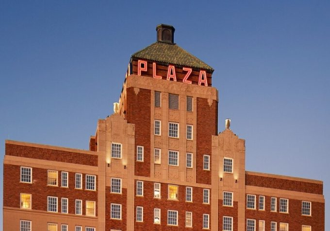 The Plaza Hotel Pioneer Park